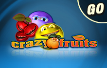 Crazy Fruits Go