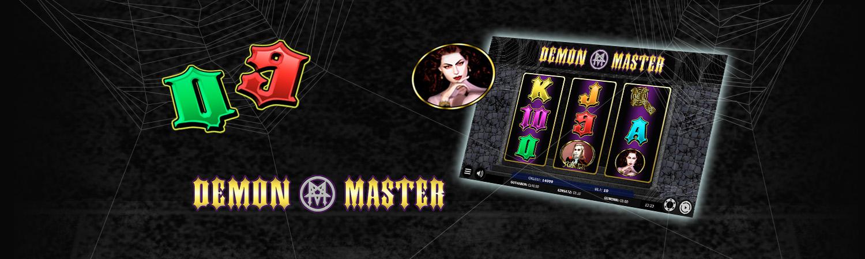 Demon master go slot machine online kajot Çayırhan