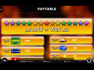 Fruit party casino